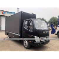 Buy cheap Foton Aumark P4 P5 P6 Mobile Led Billboard Truck from wholesalers