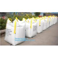 Buy cheap 100% pp woven breathable big bag, breathable FIBC bag, 1000kg breathable jumbo container bag,pp woven Big bag FIBC jumbo from wholesalers