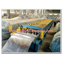 Buy cheap Metal Floor Decking Tile Panel Making Machine Good Quality Made in China from wholesalers