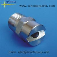 Buy cheap stainless steel flat spray nozzles from wholesalers