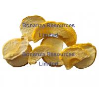 Buy cheap Freeze Dried Peach Chips green and safe Chinese instant fruit Nothing Added from wholesalers