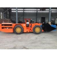 Buy cheap 2cbm Capacity, Deutz Engine, Dana Transmission underground Coal Mining wheel scooptram from wholesalers