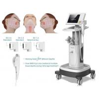 Buy cheap Vertical Stationary HIFU Beauty Machine For Face Lifting / Wrinkle Removal from wholesalers