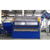 Buy cheap 2000kg/h PET bottle hot washing line/pet bottle crush recycling line from wholesalers