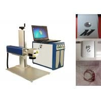 Buy cheap 1064nm Portable Engraving Machine / Laser Marking Machine For All Metal from wholesalers