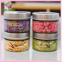 Buy cheap Wholesale Aroma Scented Travel Tin Candle from wholesalers