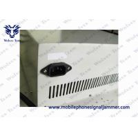 Buy cheap 75W High Power Cell Phone Scrambler Device 34*13*27cm For CDMA GSM 3G 4GLTE from wholesalers