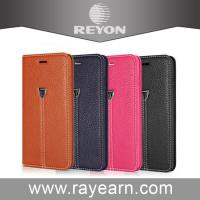 Buy cheap Factory price New product phone case for apple iphone 6 case leather wallet from wholesalers