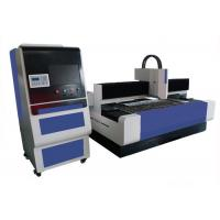 Buy cheap 1530 Raycus CNC Fiber Laser Cutting Machine For Round Metal Pipe And Sheet Cutting from wholesalers