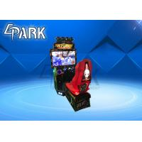 Buy cheap Hot sale cheap coin operated malaysia arcade children dirty dribin racing car game machine from wholesalers