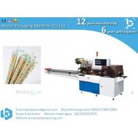 Buy cheap Chopsticks Horizontal Packing Machine,Reliable packaging machine from wholesalers