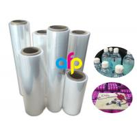 Buy cheap 19 Micron Polyolefin Shrink Film For Book Packing Over 60% Shrinkage Ratio from wholesalers