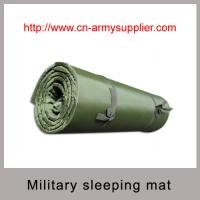 Buy cheap Wholesale Cheap China Army Green Camouflage Military Sleeping Mat from wholesalers