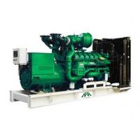 Buy cheap 4-Stroke 1500KW Perkins Diesel Genset With Automatic Control Panel from wholesalers