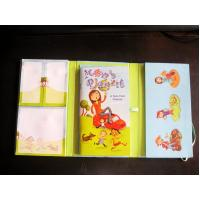 Buy cheap Notebook,plan it,note it,store it all in one place,2-year planner included;  3 sticky note pads;Expandable pocket from wholesalers