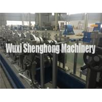 Buy cheap High Speed Downspout Gutter Roll Forming Machine Galvanized Sheet from wholesalers