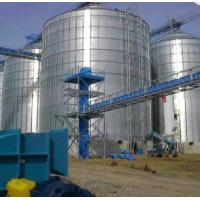 Buy cheap Hot Galvanized Steel Poultry Feed Grain Bin Yellow Corn Storage ISO9001 from wholesalers