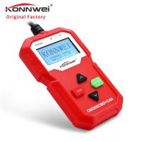 Buy cheap Car Engine Diagnostic Scan Tool Free Upgrade 12V OBD II Scanner Data Stream Code Reader AD310 product