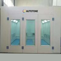 Buy cheap Car Paint Spray Booth, Car Paint Booth, Auto Paint Booth, Auto Paint Cabinet, Car Paint Baking Oven,Baking Booth Cabinet from wholesalers