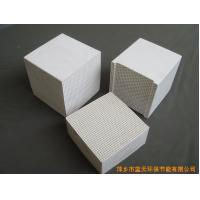 Buy cheap Ceramic Plate Honeycomb Furnace Refractory Bricks For Infrared Catalytic Gas Burner from wholesalers