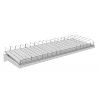 Buy cheap Supermarket Gravity Roller Shelf  Auto Facing Roller Shelves Applicated in Liquor Store, Self-service machine from wholesalers