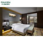 Buy cheap Marriott Cherry Wood Luxury Hotel Bedroom Furniture from wholesalers