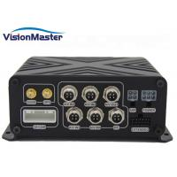 Buy cheap 2 * 512G SD Card Vehicle Mobile DVR 4G 4CH AHD 1080P PAL/NTSC Signal Format product