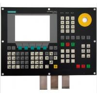 Buy cheap PC SIEMENS Custom Membrane Keypad With LED Light and Display Window Screen 100MΩ from wholesalers