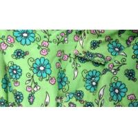 Buy cheap Natural Dyeing 100% Rayon Digital Printed Knit Fabric , Viscose Crepe Fabric from wholesalers