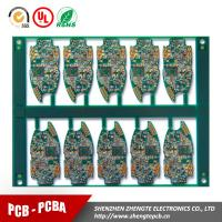 Buy cheap Single-side PCB Double-side PCB and Multilayer PCB PCBA from wholesalers