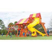 Buy cheap Happiness Climbing Inflatable Slide from wholesalers