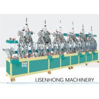 Door Casing Automatic Hot Stamping Machine Adjustable Transferring Width