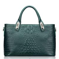 Buy cheap Fast Delivery Tote Bag Leather Patterned Alligator Luxury Design Handbag from wholesalers