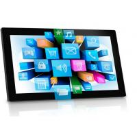 Buy cheap Indoor  Touch Screen Advertising Player Full HD 1080P For Shopping Mall / Supermarket from wholesalers