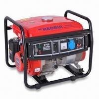 Buy cheap Gasoline Generator with AVR Voltage Regulator, Fuel Tank Capacity of 12L from wholesalers