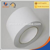 China Aluminium Coated Milky Color Waterproof Mylar Polyester Film 100 Micron on sale