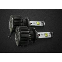 China 6500K Super White LED Auto Headlights Stronger Power H7 LED Car Headlight Bulbs on sale