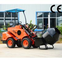 Buy cheap mini loader DY620 small loader wheel with concrete mixer product