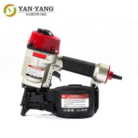 Buy cheap chinese factory Heavy Duty Coil Pallet Gun CN55 Air Nail Gun from wholesalers