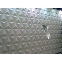 Buy cheap Modern Fashion Exterior Wall Decoration 3D Wall Board Sound Insulation and Durable product