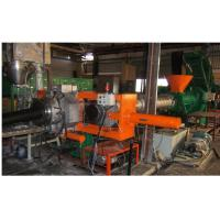 Buy cheap Rubber plastic extruding machine For Business , Rubber Strainer Machine Smooth Running from wholesalers