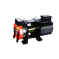 Buy cheap Belt gearless elevator traction machine from wholesalers