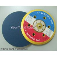 Buy cheap 6 inch PSA Sanding pad with 6 holes from wholesalers