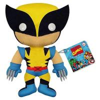 Buy cheap Marvel Avengers Wolverine Stuffed Toy Cartoon Plush Toys Lovely from wholesalers