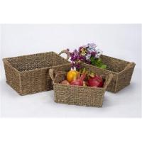 Buy cheap Seagrass basket from wholesalers