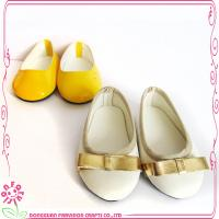 Buy cheap Hot sale american girl doll shoes, doll toy shoes for doll from wholesalers