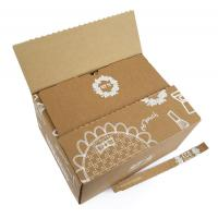 Buy cheap Custom Printed Corrugated Shipping Boxes , Durable Fruit Packaging Boxes from wholesalers