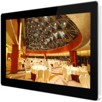 Buy cheap Large size Full HD 1080P 98 Wall Mounted digital signage lcd ad player for public advertisement from wholesalers