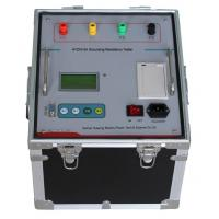 Buy cheap Anti Jamming Earth Resistance Meter 3A Electrical Ground Testing Equipment from wholesalers