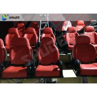 Buy cheap Medium Interactive 9D Cinema System Electric 9D Simulator With 30 Motion 9D Chairs from wholesalers
